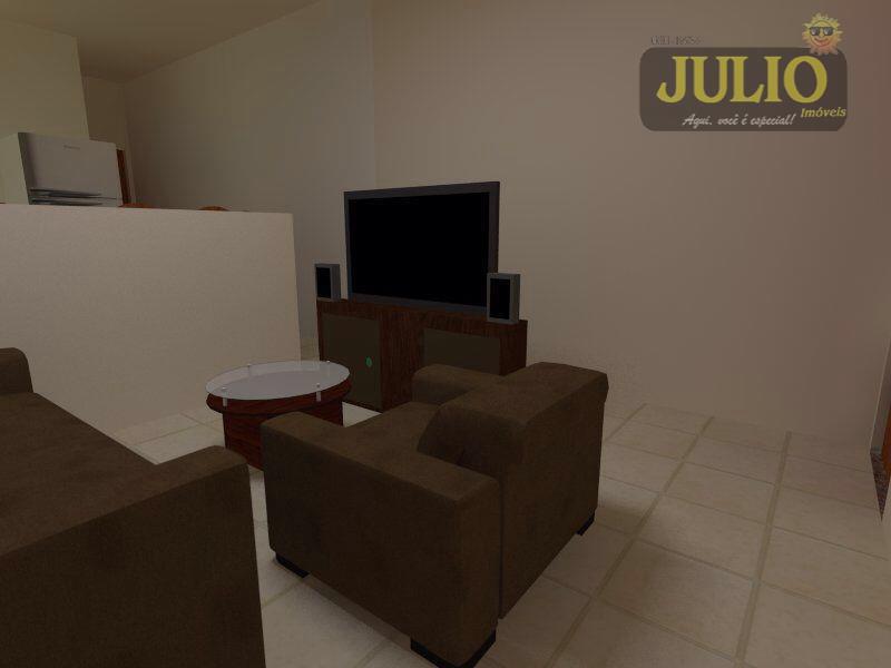 Casa 2 Dorm, Jussara, Mongaguá (CA2552) - Foto 5