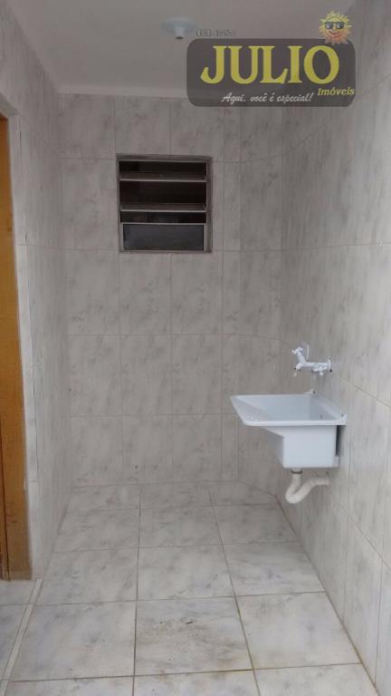 Casa 2 Dorm, Vera Cruz, Mongaguá (SO0556) - Foto 4