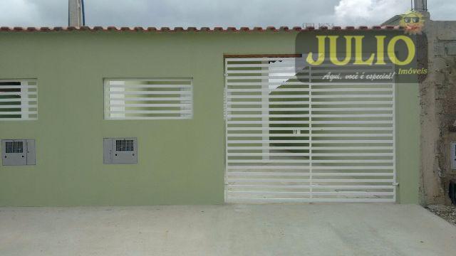 Imóvel: Julio Imóveis - Casa 2 Dorm, Jardim Leonor