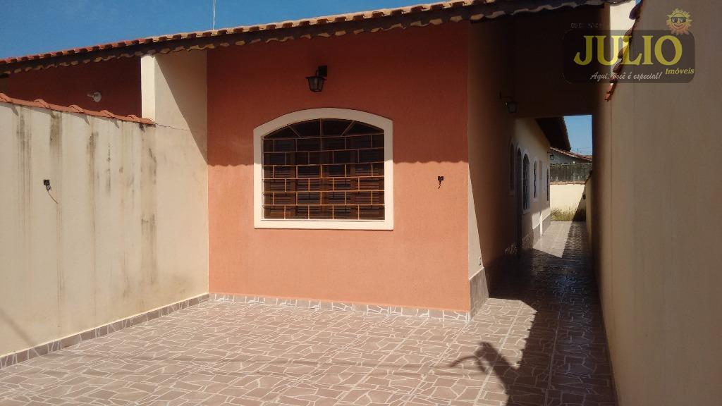 Casa 2 Dorm, Balneário Pouso Alegre, Itanhaém (CA2561)