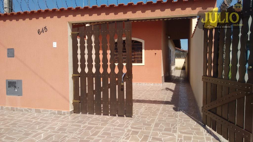Casa 2 Dorm, Balneário Pouso Alegre, Itanhaém (CA2561) - Foto 2