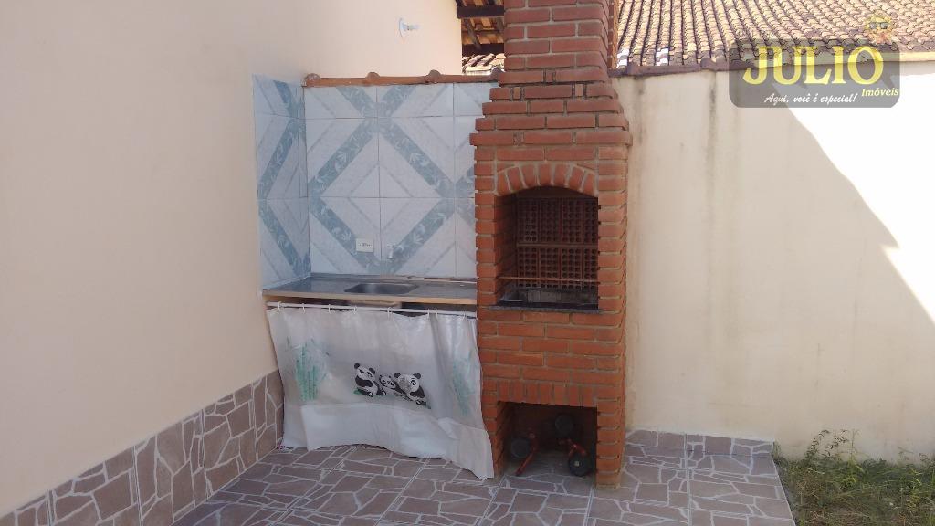 Casa 2 Dorm, Balneário Pouso Alegre, Itanhaém (CA2561) - Foto 6