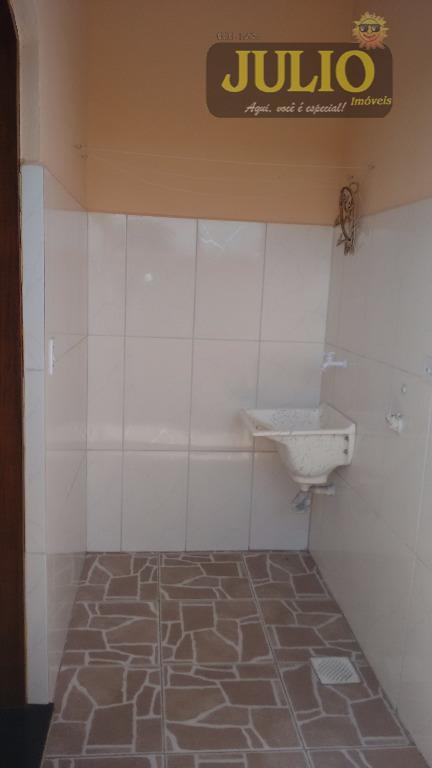 Casa 2 Dorm, Balneário Pouso Alegre, Itanhaém (CA2561) - Foto 5