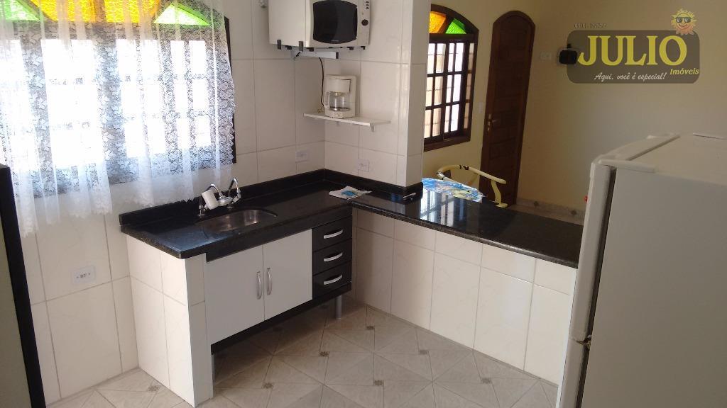 Casa 2 Dorm, Balneário Pouso Alegre, Itanhaém (CA2561) - Foto 11