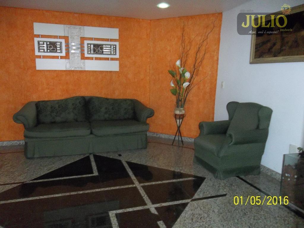 Apto 3 Dorm, Vila Tupi, Praia Grande (AP0563) - Foto 8
