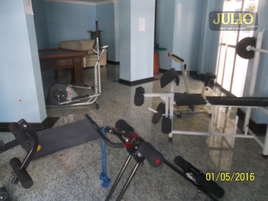 Apto 3 Dorm, Vila Tupi, Praia Grande (AP0563) - Foto 13