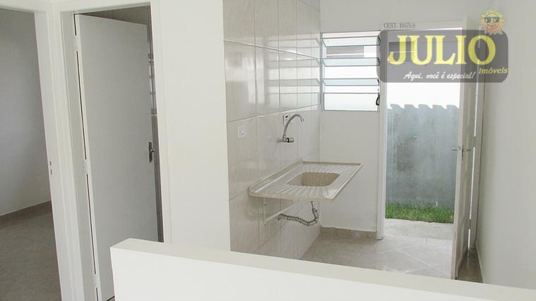 Casa 2 Dorm, Umuarama Parque Itanhaém, Itanhaém (CA2566) - Foto 4