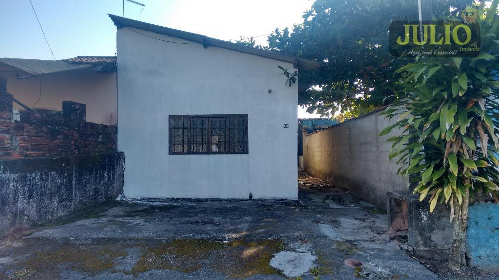Casa 2 Dorm, Flórida Mirim, Mongaguá (CA2567)