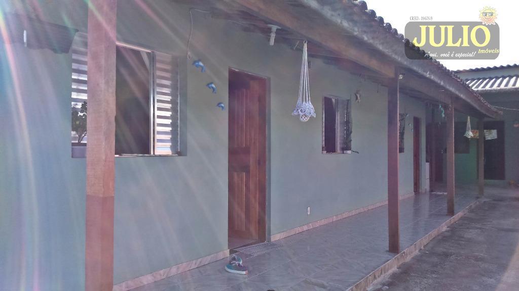 Casa 3 Dorm, Jardim Magalhães, Itanhaém (CA2570) - Foto 8