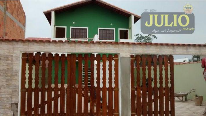 Casa 1 Dorm, Suarão, Itanhaém (CA2447)