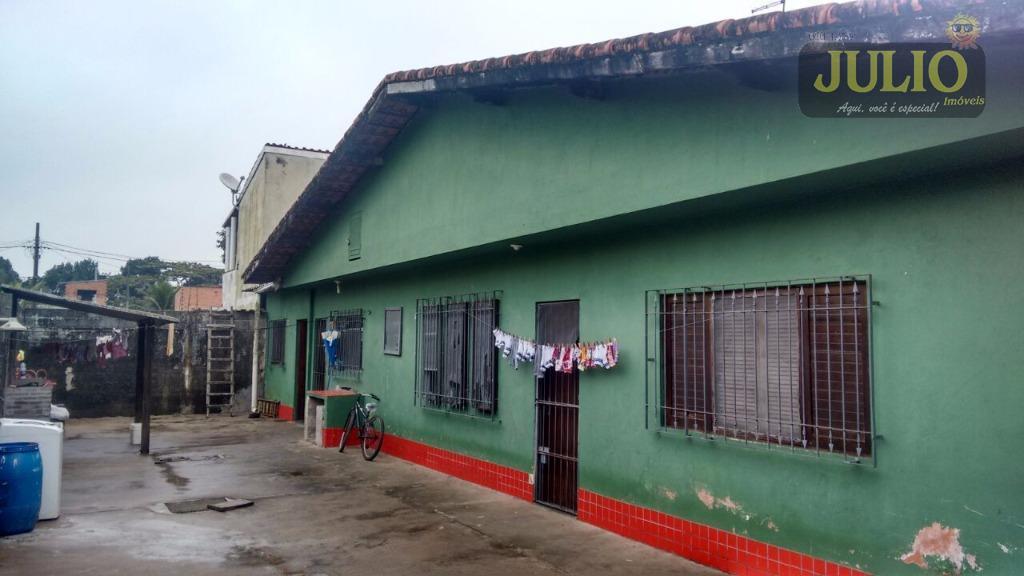Casa 1 Dorm, Arara Vermelha, Mongaguá (CA2586) - Foto 2