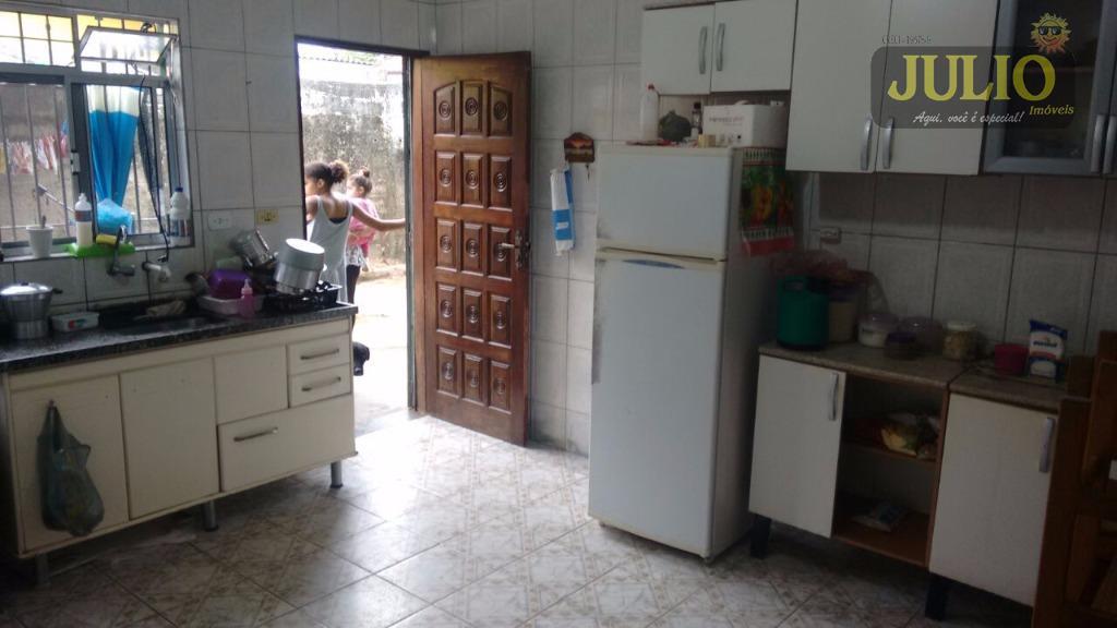 Casa 1 Dorm, Arara Vermelha, Mongaguá (CA2586) - Foto 5