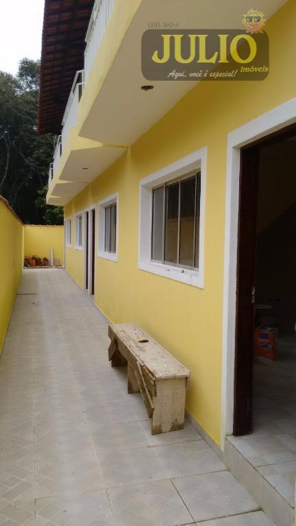 Imóvel: Julio Imóveis - Casa 2 Dorm, Parque Novo Imigrante