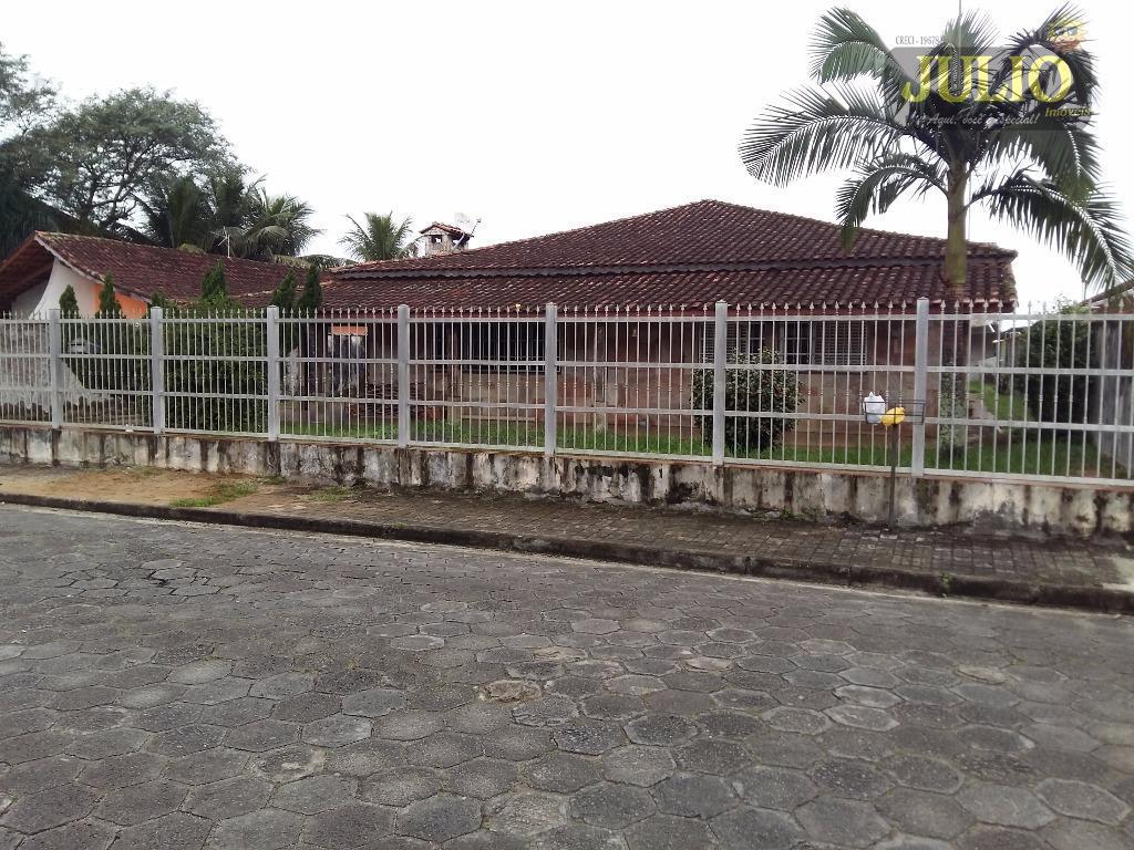 Casa 5 Dorm, Vera Cruz, Mongaguá (CA2596)