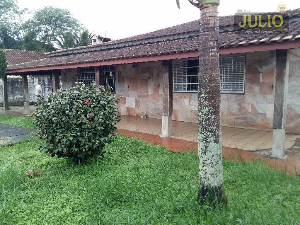 Casa 5 Dorm, Vera Cruz, Mongaguá (CA2596) - Foto 2