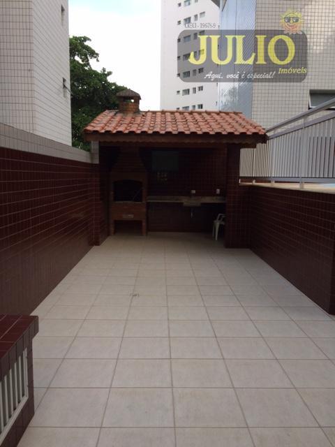 Apto 2 Dorm, Vila Guilhermina, Praia Grande (AP0623) - Foto 4