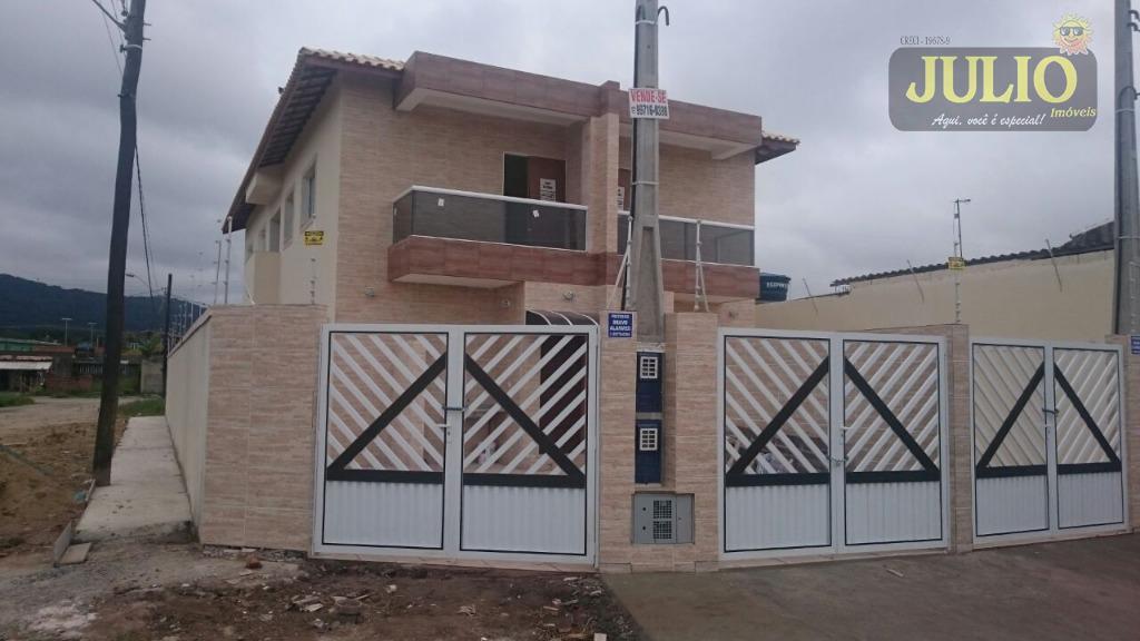 Casa 1 Dorm, Jardim Magalhães, Itanhaém (CA2522)