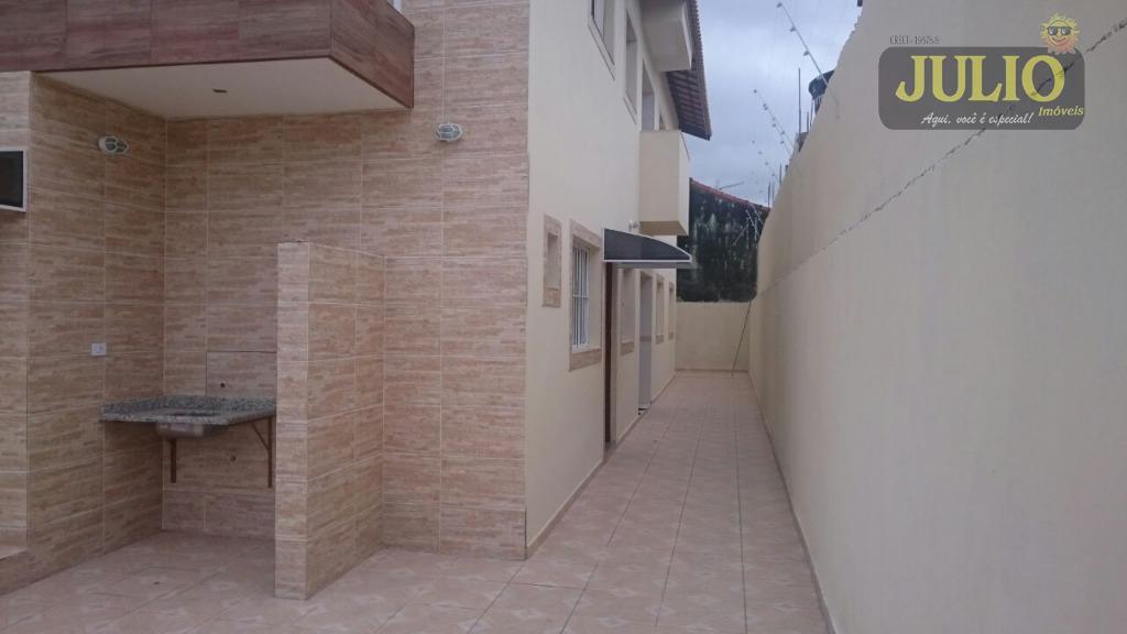 Casa 1 Dorm, Jardim Magalhães, Itanhaém (CA2522) - Foto 3
