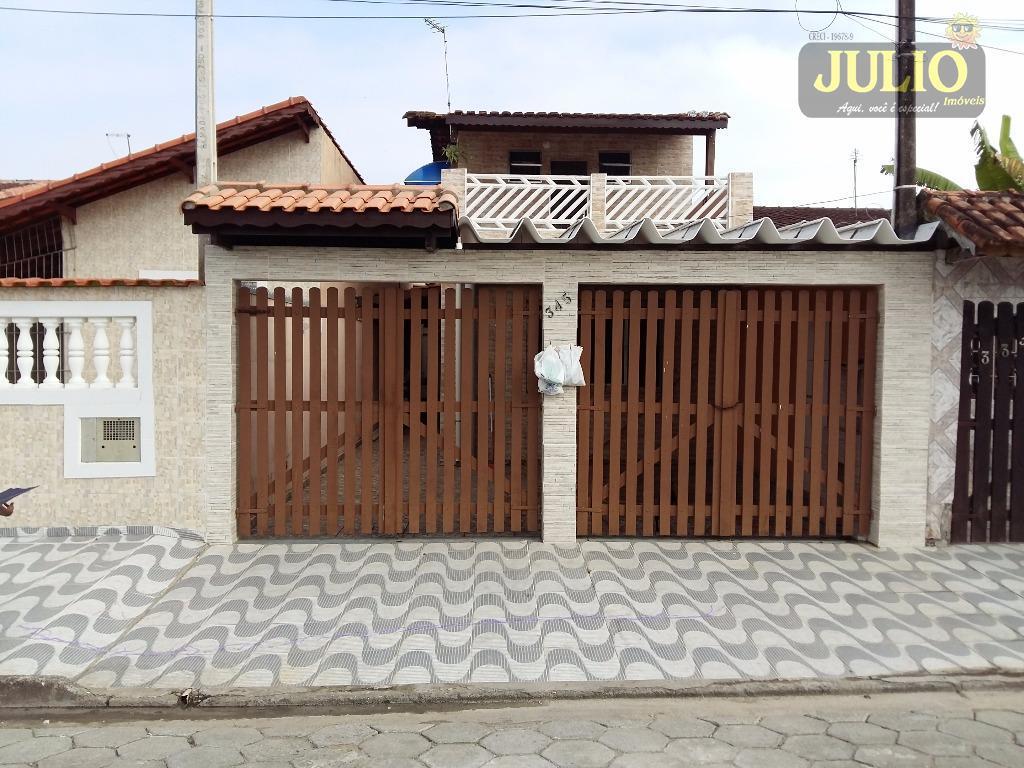 Casa 3 Dorm, Flórida Mirim, Mongaguá (CA2612)