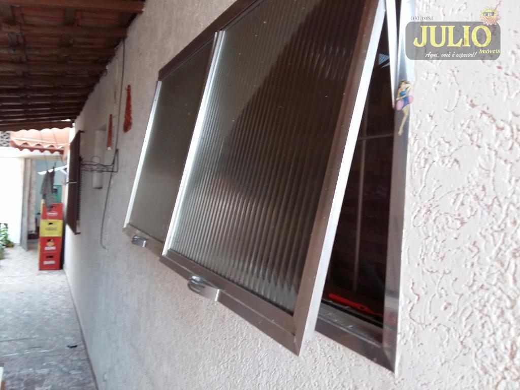 Casa 3 Dorm, Flórida Mirim, Mongaguá (CA2612) - Foto 5