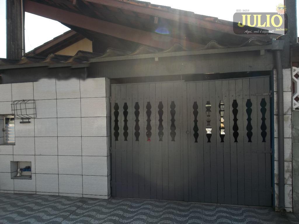 Casa 1 Dorm, Balneário Jussara, Mongaguá (CA2615)