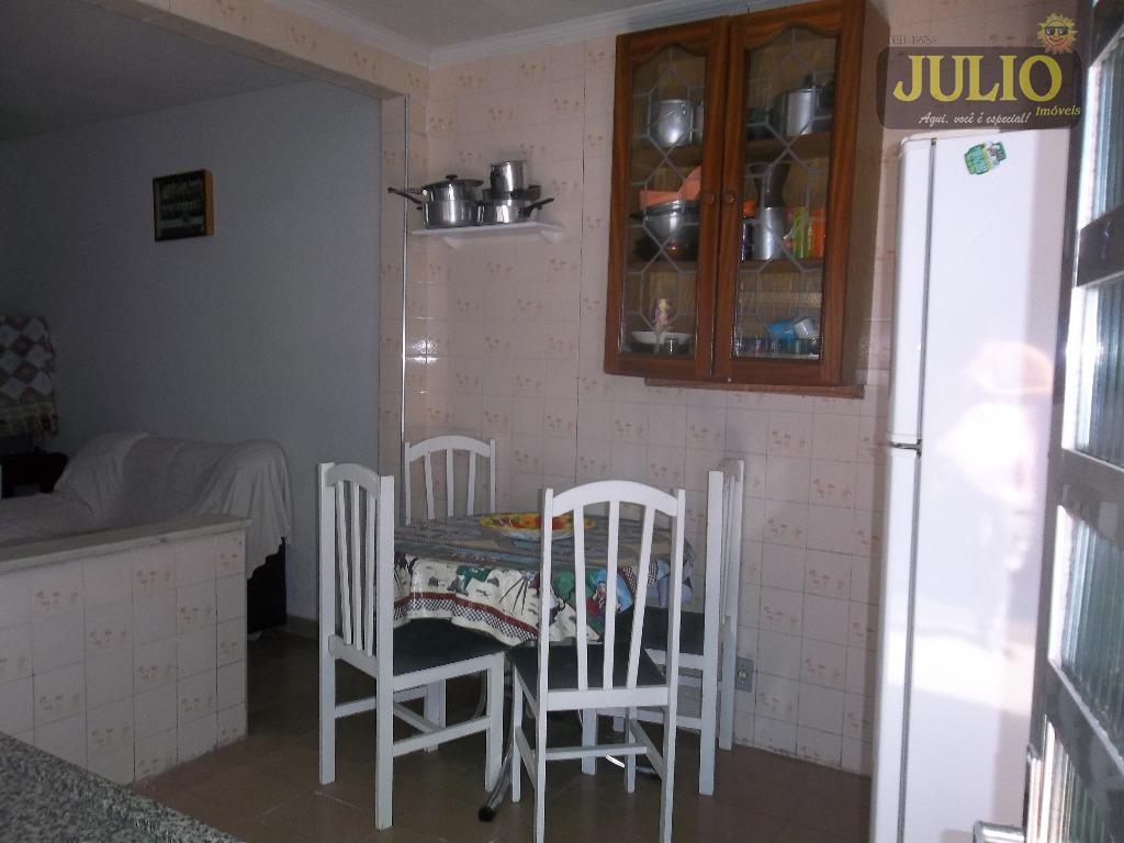 Casa 1 Dorm, Balneário Jussara, Mongaguá (CA2615) - Foto 8