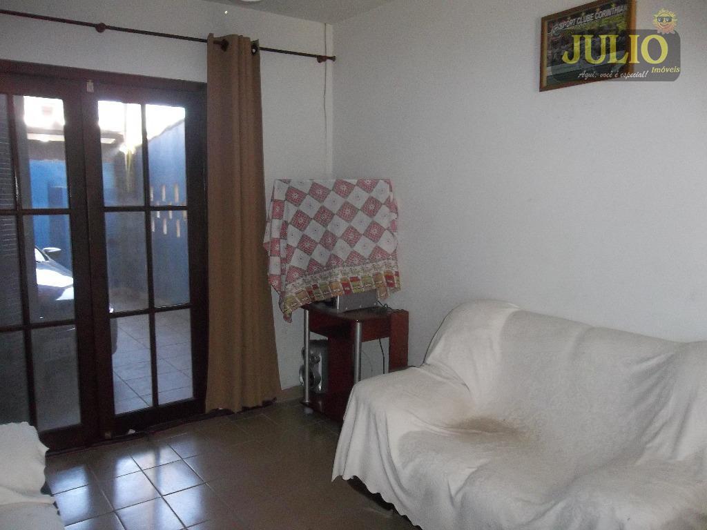Casa 1 Dorm, Balneário Jussara, Mongaguá (CA2615) - Foto 6