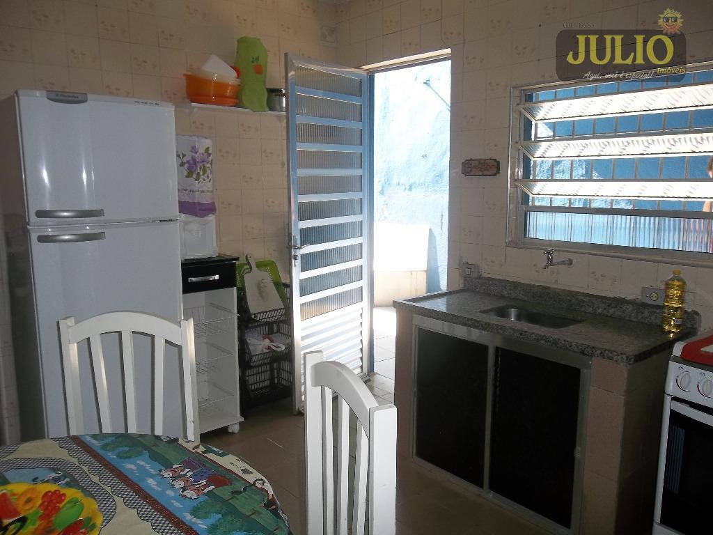Casa 1 Dorm, Balneário Jussara, Mongaguá (CA2615) - Foto 7