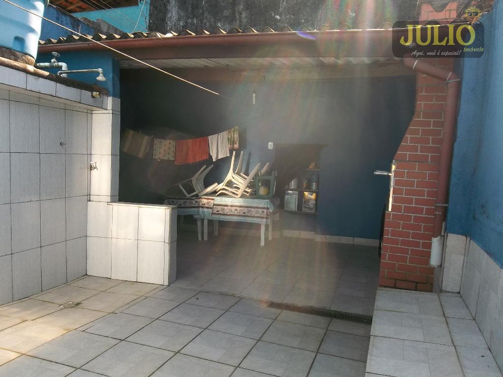 Casa 1 Dorm, Balneário Jussara, Mongaguá (CA2615) - Foto 9