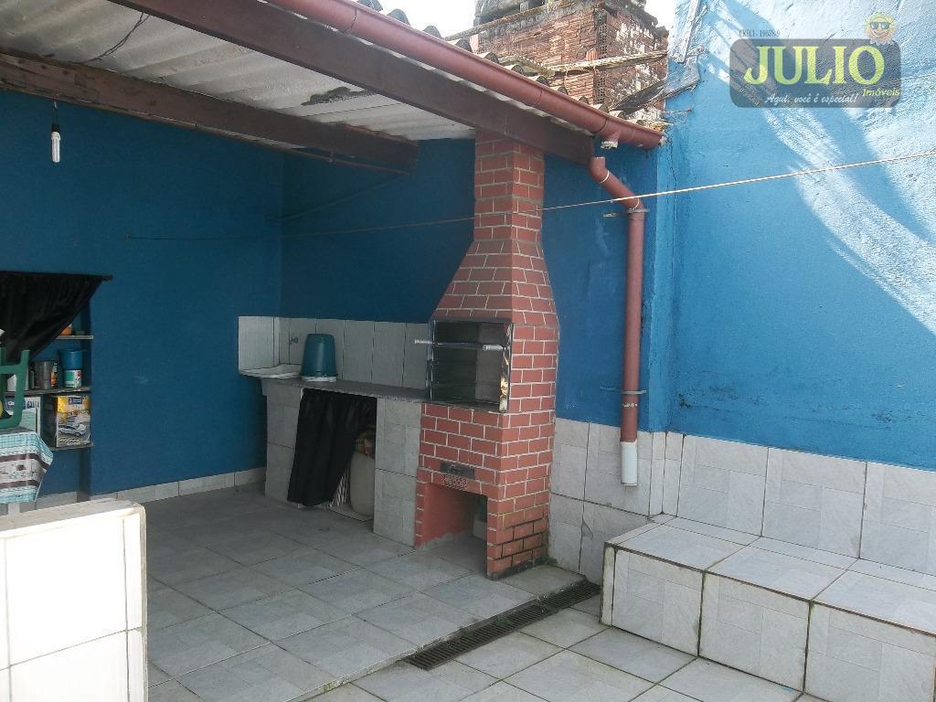 Casa 1 Dorm, Balneário Jussara, Mongaguá (CA2615) - Foto 10