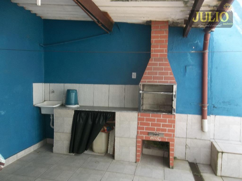 Casa 1 Dorm, Balneário Jussara, Mongaguá (CA2615) - Foto 11
