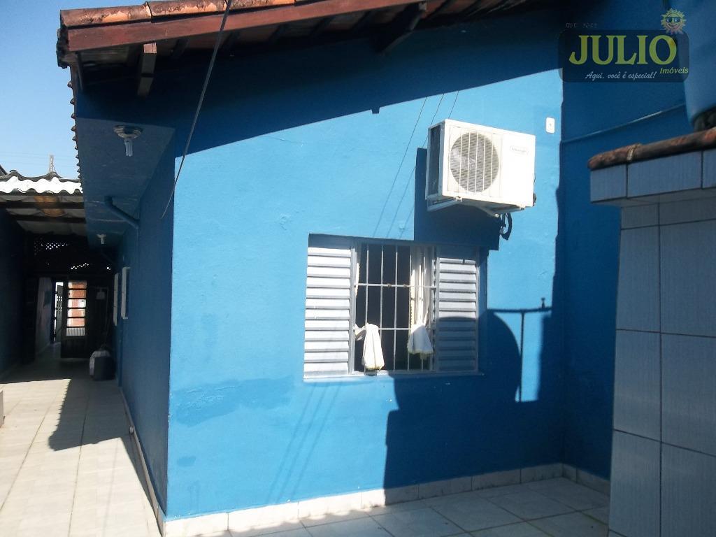 Casa 1 Dorm, Balneário Jussara, Mongaguá (CA2615) - Foto 13