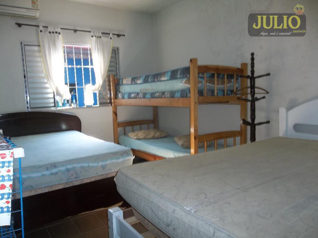 Casa 1 Dorm, Balneário Jussara, Mongaguá (CA2615) - Foto 16