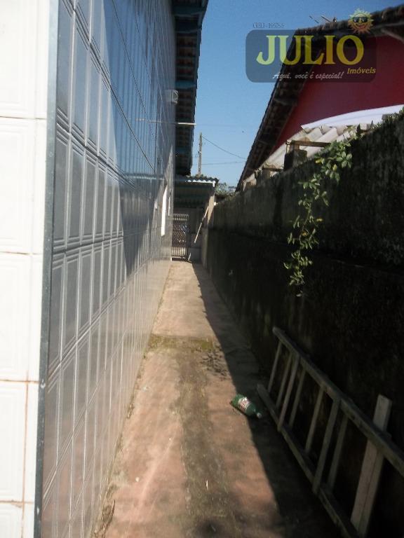 Casa 3 Dorm, Balneário Jussara, Mongaguá (CA2617) - Foto 2