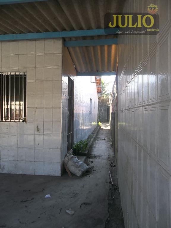 Casa 3 Dorm, Balneário Jussara, Mongaguá (CA2617) - Foto 16