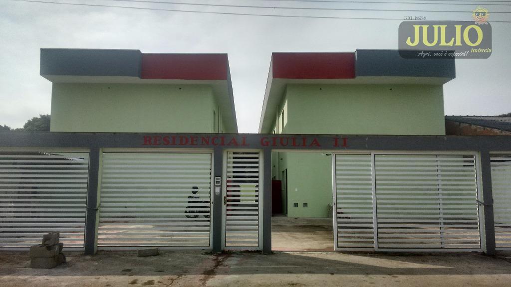 Casa 2 Dorm, Parque Verde Mar, Mongaguá (SO0617) - Foto 2