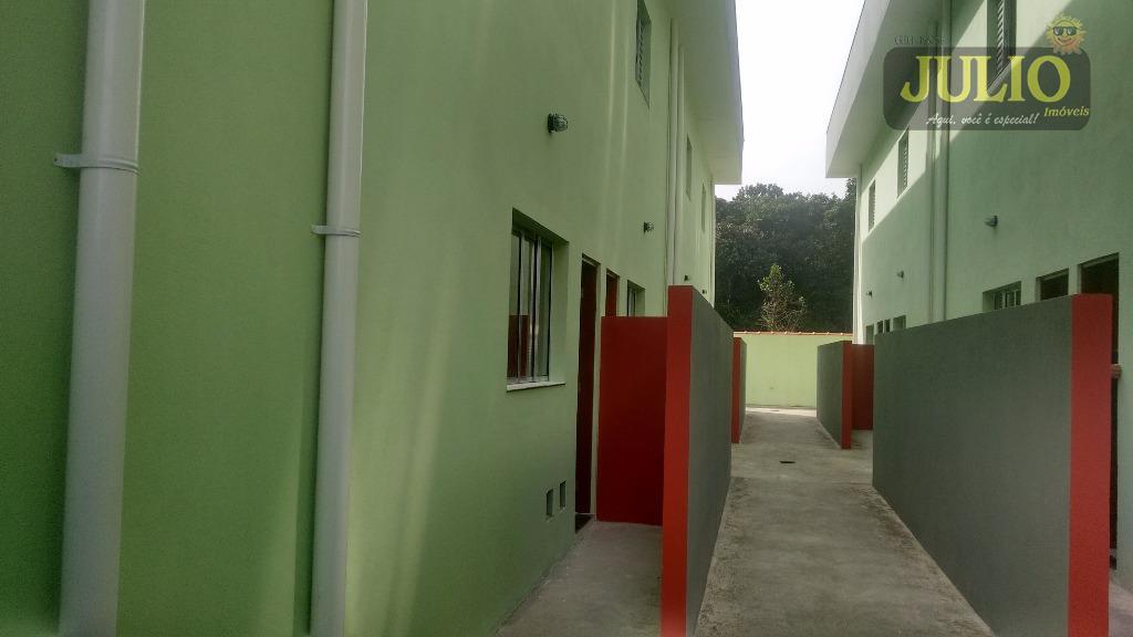 Casa 2 Dorm, Parque Verde Mar, Mongaguá (SO0617) - Foto 4