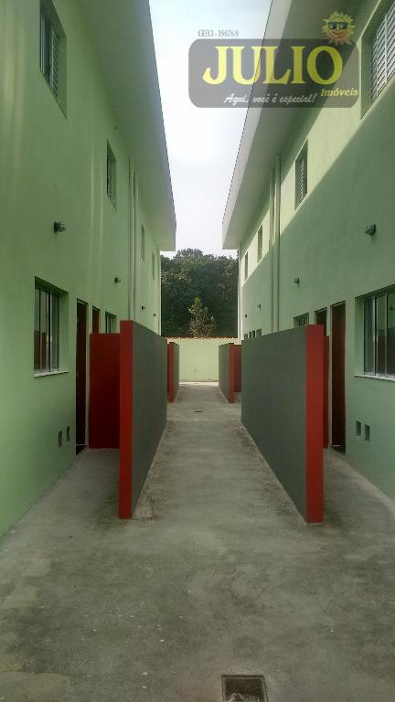 Casa 2 Dorm, Parque Verde Mar, Mongaguá (SO0617) - Foto 5