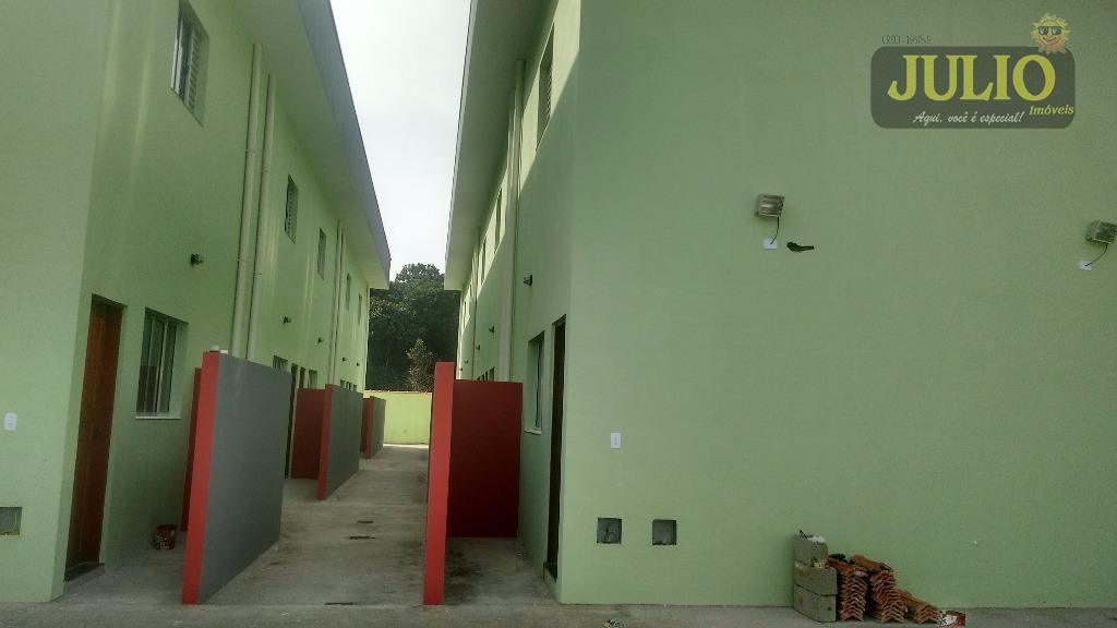 Casa 2 Dorm, Parque Verde Mar, Mongaguá (SO0617) - Foto 6