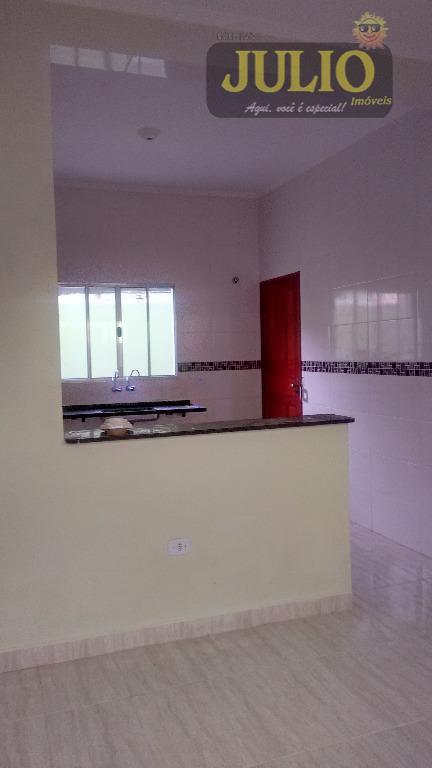 Casa 2 Dorm, Parque Verde Mar, Mongaguá (SO0617) - Foto 12