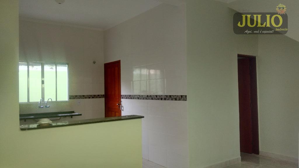 Casa 2 Dorm, Parque Verde Mar, Mongaguá (SO0617) - Foto 14
