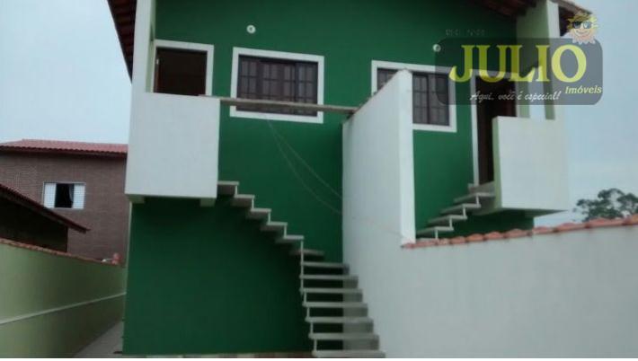 Casa 1 Dorm, Suarão, Itanhaém (CA2446)