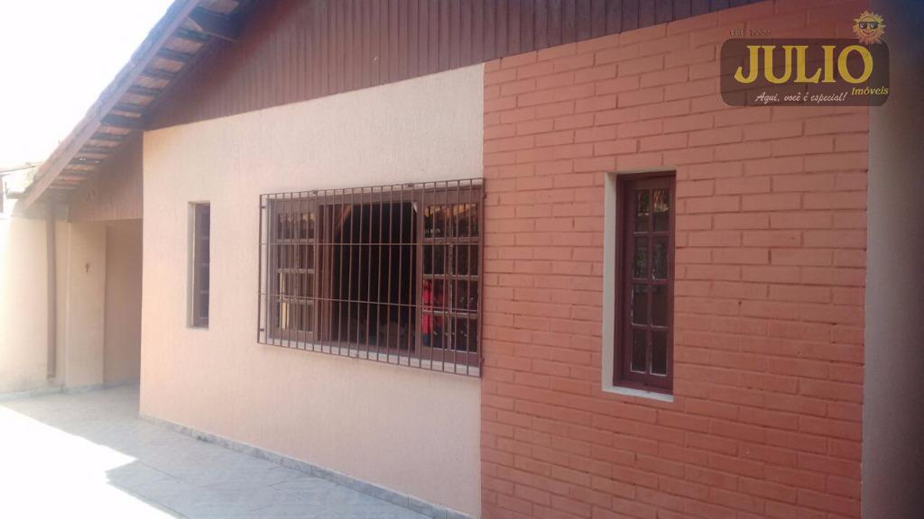Casa 3 Dorm, Balneário Marrocos, Itanhaém (CA2624) - Foto 2