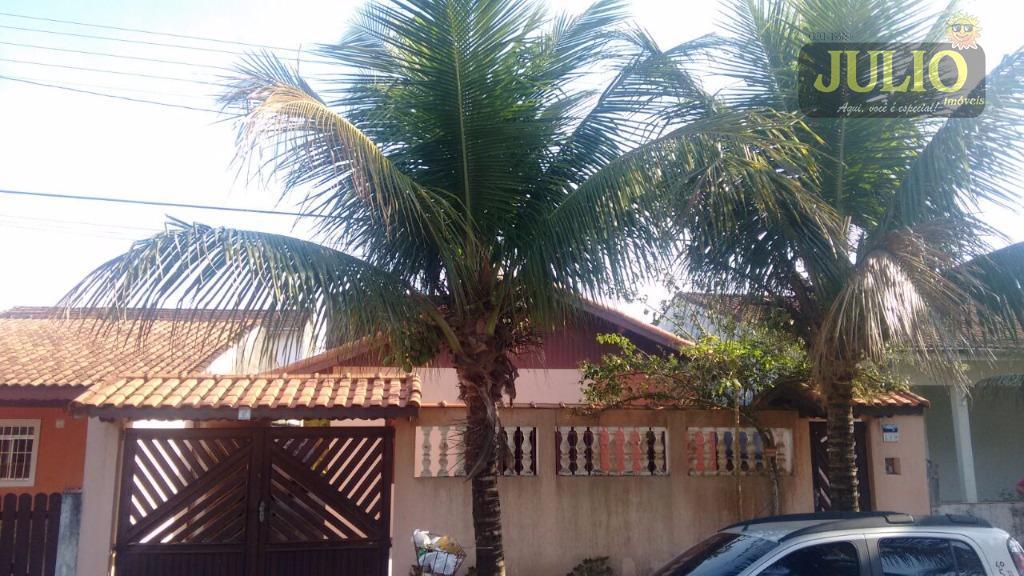 Casa 3 Dorm, Balneário Marrocos, Itanhaém (CA2624)