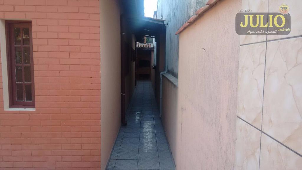 Casa 3 Dorm, Balneário Marrocos, Itanhaém (CA2624) - Foto 4