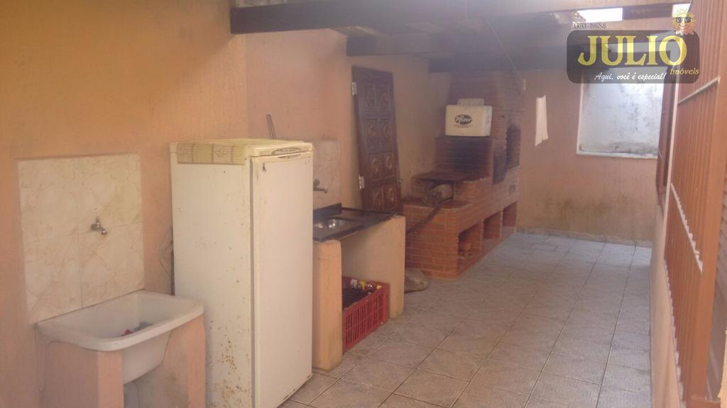 Casa 3 Dorm, Balneário Marrocos, Itanhaém (CA2624) - Foto 5