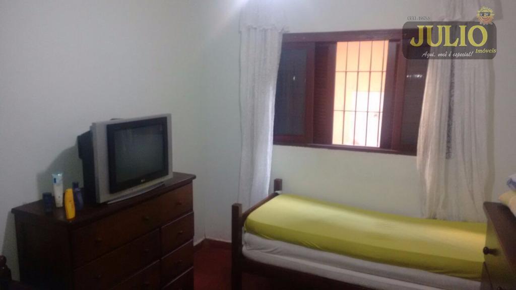 Casa 3 Dorm, Balneário Marrocos, Itanhaém (CA2624) - Foto 12