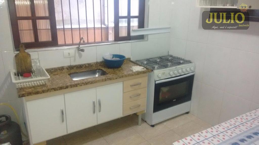 Casa 3 Dorm, Balneário Marrocos, Itanhaém (CA2624) - Foto 13