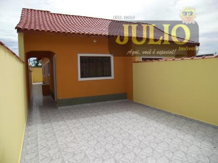 Casa 2 Dorm, Jardim Ritamar, Itanhaém (CA2627)