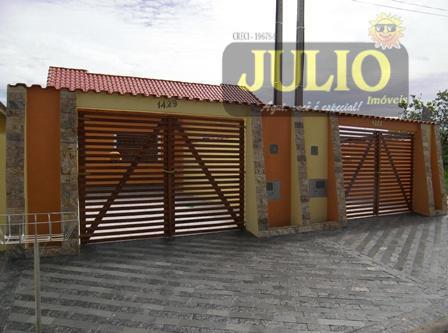 Casa 2 Dorm, Jardim Ritamar, Itanhaém (CA2627) - Foto 2